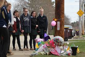 students mourn weymouth teen killed in crash the boston globe