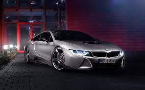 bmw i8 stanced ac schnitzer creates upgrade package for bmw i8
