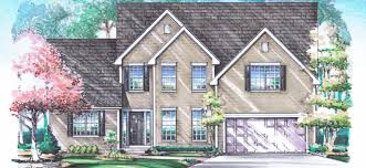 2 story homes fairfax floor plan columbus ohio 2 story homes for sale