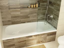 bathroom alcove ideas opening for a drop in tub for the home