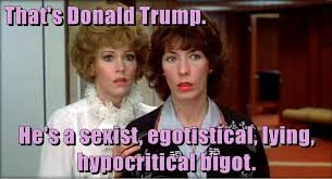 Funny Sexist Memes - that s donald trump he s a sexist egotistical lying