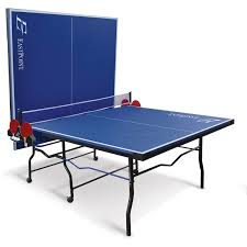 2 piece ping pong table table tennis ping pong