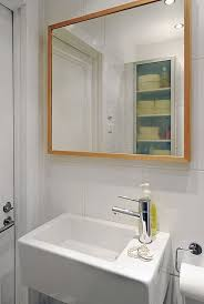 Bathroom Mirror Molding How To Frame A Bathroom Mirror With Molding All About House Design