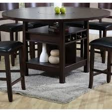 dining room counter height tables conner counter height table by crown mark texas furniture hut