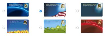 Membership Cards Design Realtor Membership Card Alabama Association Of Realtors