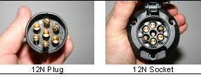 vag tow bar 7 pin dedicated wiring kit 321600300147