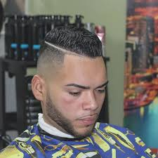 hairstyles with lines for men fade haircut