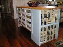 Kitchen Cabinet Cart Kitchen Small Kitchen Island With Storage And Seating Grey