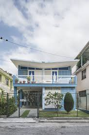 Mid Century Modern Architecture Havana Modern Cuba U0027s Mid Century Houses Have Survived The