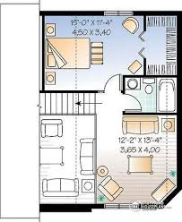 mezzanine floor plan house house plan w4919 detail from drummondhouseplans com