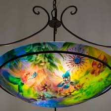 stained glass ceiling light fixtures custom ceiling fixtures custommade com
