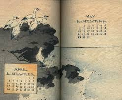 letterology woodblock calendars and fairy tales
