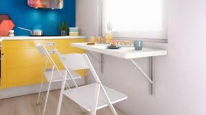table rabattable pour cuisine incroyable plan de travail cuisine rabattable table rabattable pour