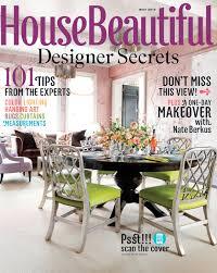 "House Beautiful shares top ""Designer Secrets"" decor"