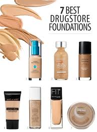 light coverage foundation drugstore 7 best drugstore foundations makeup products pinterest