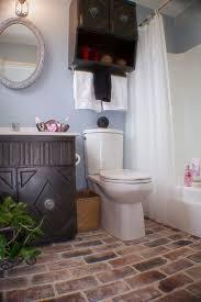 bathroom floor idea best 25 brick tile floor ideas on brick floor kitchen
