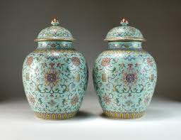 Reproduction Chinese Vases Chinese Vases Set House Record Antique Collecting Magazine