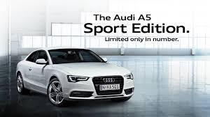 audi sport a5 audi a5 sport edition australia indian autos