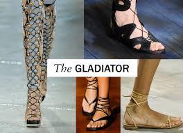 shop the spring 2015 trends gladiator sandals vogue
