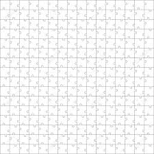 100 powerpoint jigsaw template 100 puzzle background for
