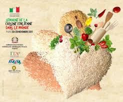 cuisine monde la semaine de la cuisine italienne dans le monde 2017 une semaine