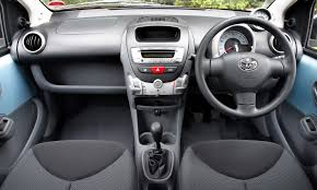 altezza car inside car picker toyota aygo interior images