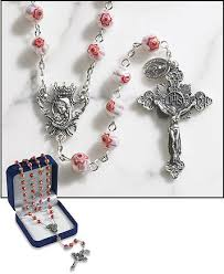 catholic rosary online carola faceted glass murano rosary online catholic store