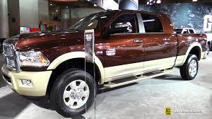Dodge Ram Interior - 2015 ram 2500 longhorn mega cab exterior and interior walkaround