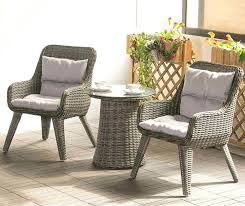 Wicker Resin Patio Chairs Gray Wicker Patio Furniture Getanyjob Co