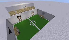 minecraft sports stadium minecraft sports mini game map maps mapping and modding java