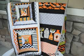 the little fabric blog halloween quilts which one is your favorite