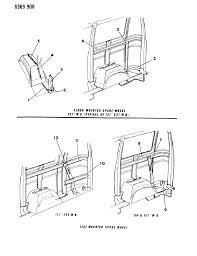 1986 dodge ram parts supports channels for 1986 dodge ram mopar parts