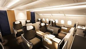 Boeing 777 Interior Lufthansa Boeing 777x First Class Makes Way For Business Plus