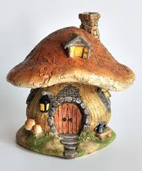 zulily home decor another great find on zulily brown mushroom fairy house décor by