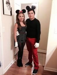 Minnie Mickey Halloween Costumes Couples Costume Ideas