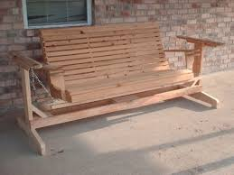 Patio Swing Frame by Wooden Porch Swing With Frame How To Find The Best Wooden Porch