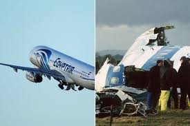 bureau egyptair egyptair flight ms804 could been downed by lockerbie style