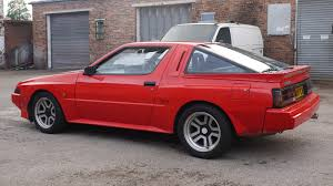 mitsubishi starion 1987 1987 mitsubishi starion ex 2000 turbo sold wirral retro rides