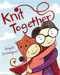 knit together angela dominguez 9780803740990 amazon com books