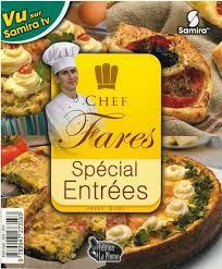 samira tv cuisine fares djidi chef fares spécial entrées شيف فارس خاص بالمقبلات fares