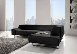 m canapé d angle minimaliste 5 places en cuir m madonna