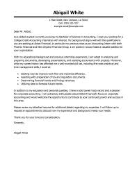 internship cover letter cover letter accounting internship cover letter template design