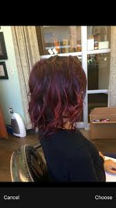 17 best images about color on pinterest bobs wavy bobs and balayage