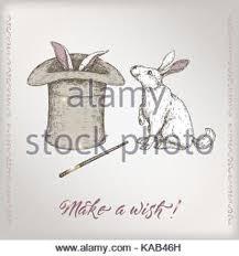 happy birthday card cute bunny stock vector art u0026 illustration