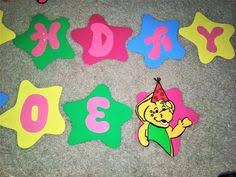 Diy Barney Decorations Barney Party Decorations Custom Door Sign Complete With Hand