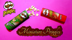 miniature pringles diy lps crafts u0026 doll crafts youtube