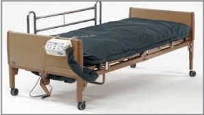 invacare microair ma55 alternating pressure mattress low air loss