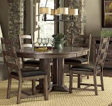 Boulder Outdoor Furniture by Progressive Furniture Boulder Creek 5 Piece Dining Table And Chair