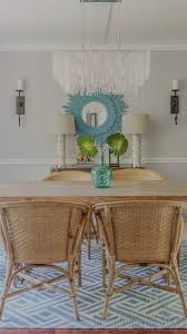 creating a kid friendly dining room kid friendly home decor modern rattan chairs dining room