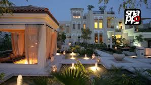 a hi tech lifestyle with dubai u0027s luxury villas snappo ae